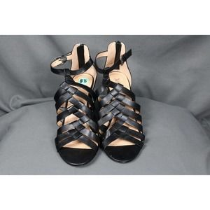 XOXO NEW Baxter Strappy Sandals Size 8.5 NWOT